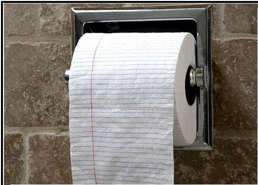 خطرات دستمال کاغذی برای نواحی تناسلی خانمها