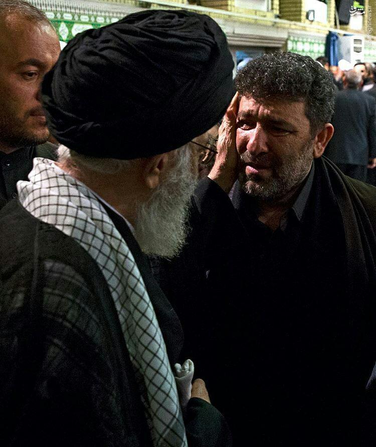 دانلود مداحی حدادیان در محضر رهبر انقلاب