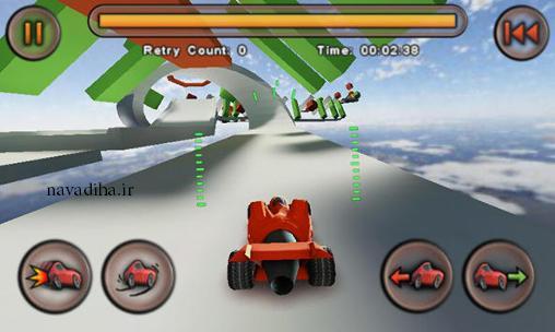 دانلود بازی Jet car stunts