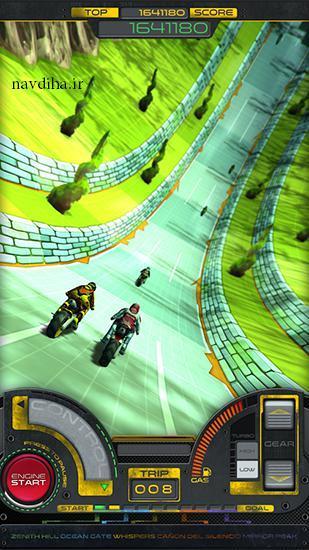 دانلود بازی Moto RKD dash سبک جدید موتورسواری