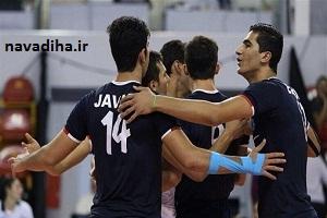 والیبال ایران سوم جهان شد