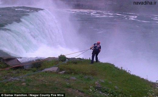 آبشار نیاگارا بازهم قربانی گرفت