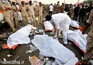 تعداد کشته های حادثه منا به ۲۰۰۰ نفر رسید