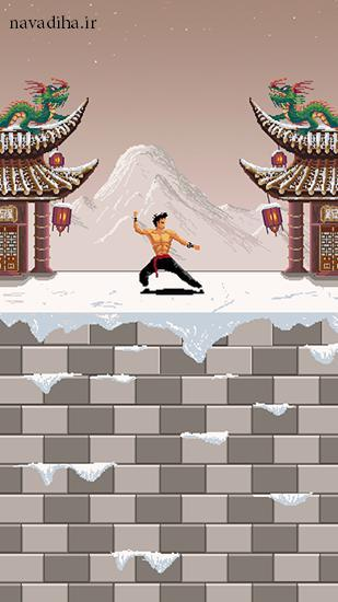 دانلود بازی Kick or die: Karate ninja