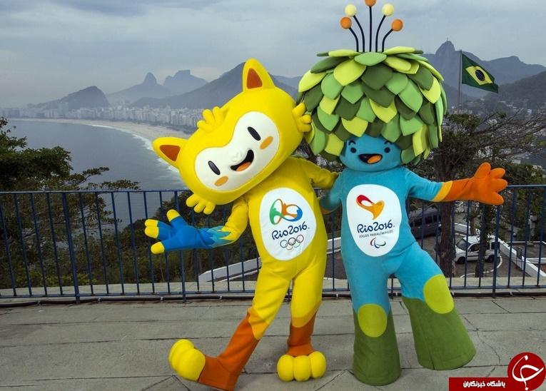 برنامه کامل المپیک ۲۰۱۶ ریو – روز ششم – دوشنبه ۱۸ مرداد