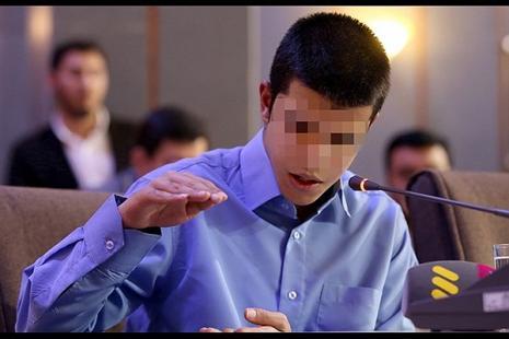 اعترافات تکاندهنده قاتل ستایش قریشی/کانال غیراخلاقی در تلگرام عامل قتل «ستایش» بود