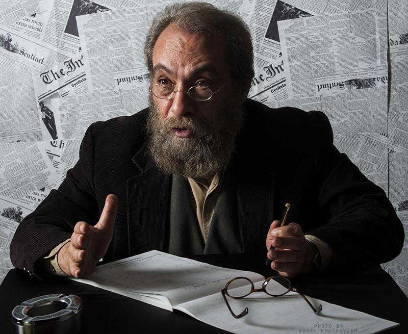 مصاحبه جنجالی با مسعود فراستی/نقدم بر «محمد(ص)» را آقای خامنهای خوانده و گفتهاند «این نقد جدی است»