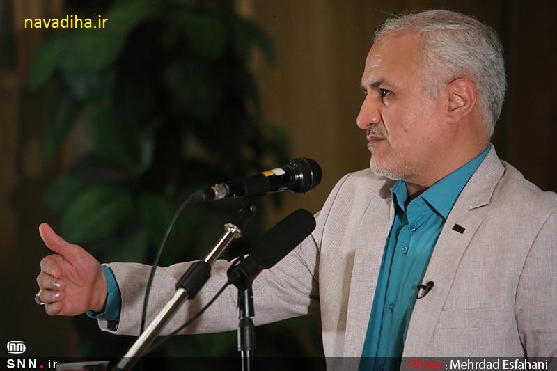 سخنرانی استاد حسن عباسی:سلبریتی های حامی روحانی مقصر هستن
