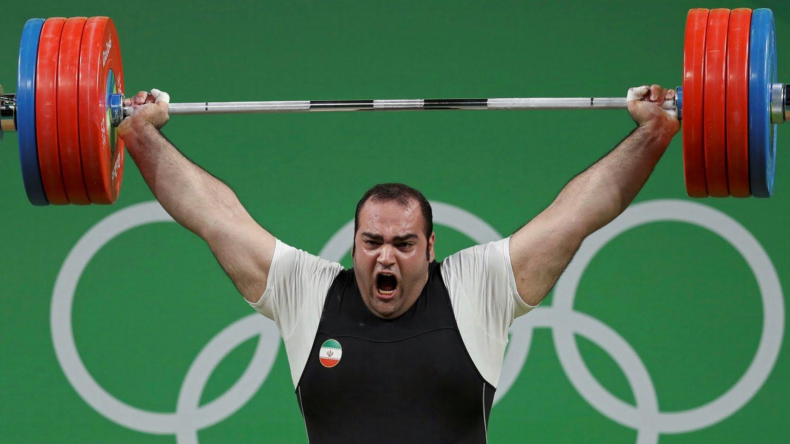 ناداوری در المپیک این قسمت؛ وزنهبرداری/ روز نحس کاروان ایران کامل شد؛ سلیمی حذف شد