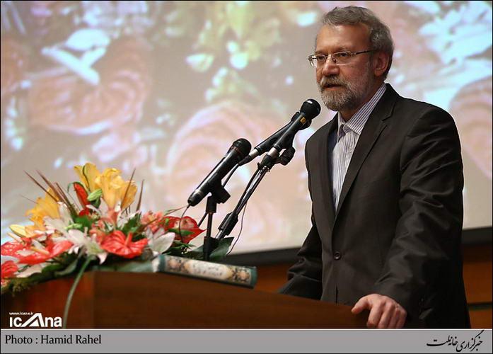 صوت شوخی علی لاریجانی با علی مطهری / جواب همشیرتون رو چی بدیم!