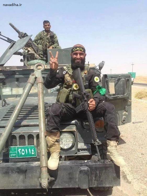 کلیپ مکالمه تلفنی جالب ابوعزرائیل با یک داعشی