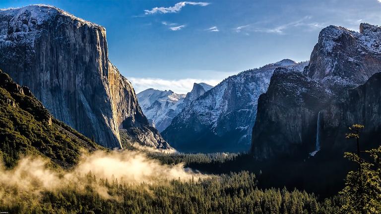 دانلود والپیپر های زیبا از کوهستان با کیفیت بالای واید اچ دی-۴k