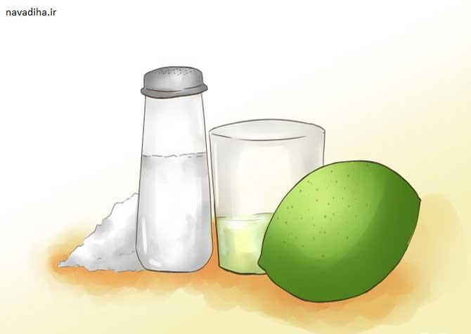 درمان چند بیماری با لیمو ترش، نمک و فلفل