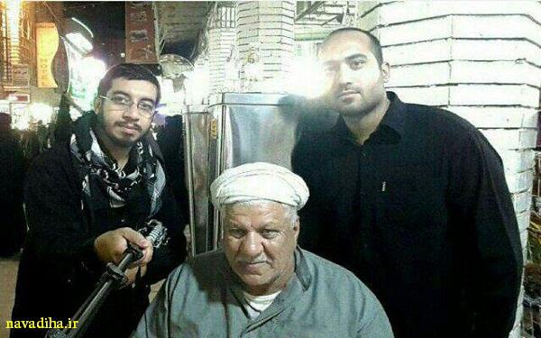 شباهت عجیب مرد عراقی به حاج آقا خاطره