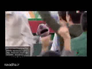 کلیپ جناب خان صحنه را به آشوب می کشد