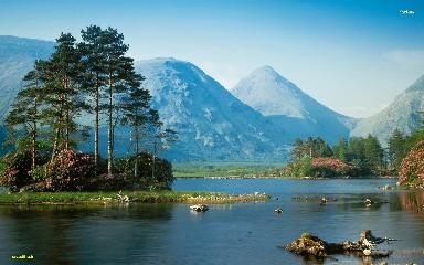 دانلود مجموعه تصاویر والپیپر از طبیعت کوهستانی با کیفیت عالی(۱)